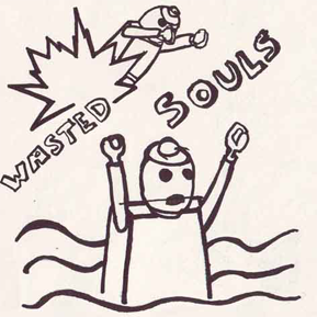 MuezeeN Wasted Souls